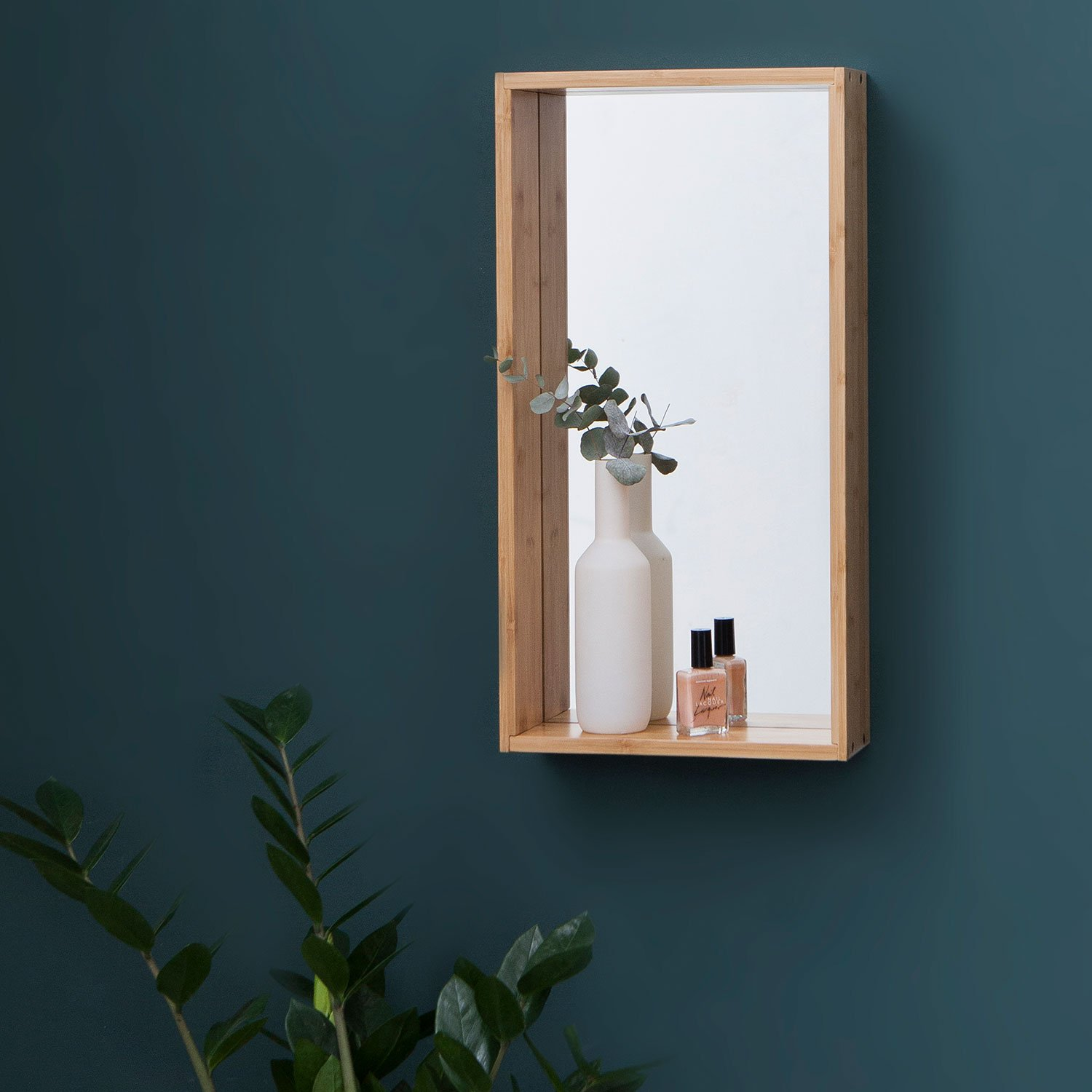 Mirror Shelves