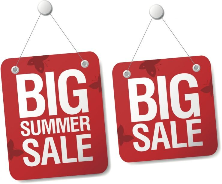 Summer Sale started! Up to 30%